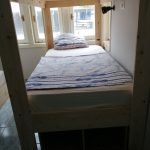 5 beds male dorm